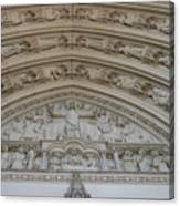 Cathedral 3 Canvas Print