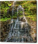 Cathedral Falls 3 Canvas Print