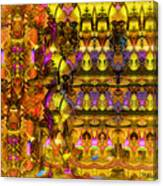 Cathedral Of The Mind No 57 Canvas Print