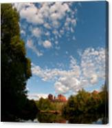 Cathedral Rock One Canvas Print