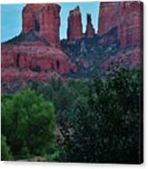 Cathedral Rock Rrc 081913 Ab Canvas Print