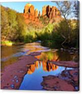 Cathedral Rock Sedona Canvas Print