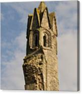 Cathedral Tower Canvas Print