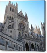Cathedral Travel Canvas Print