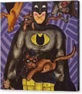 Catman Canvas Print