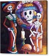Catrina Group Canvas Print