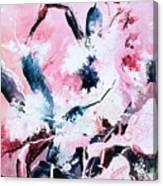 Cattails Four Canvas Print