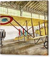 Caudron G3 - Vintage Canvas Print