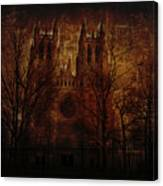 Caught Up In The Rapture Canvas Print