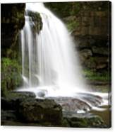 Cauldron Falls, West Burton, North Yorkshire Canvas Print