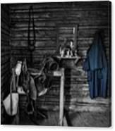 Cavalry Bunkhouse Canvas Print
