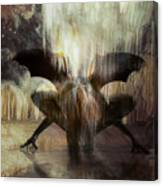 Cave Dweller Canvas Print