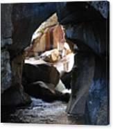 Cave Of Wonder Canvas Print