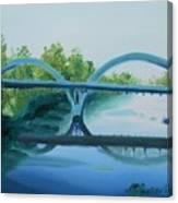 Caveman Bridge Grants Pass Oregon Canvas Print