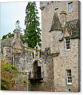 Cawdor Castle Canvas Print