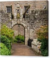 Cawdor Castle Entrance Canvas Print
