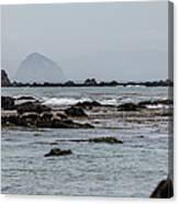 Cayucos Coast B3930 Canvas Print