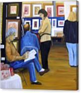 Cba Art Show 2008 Canvas Print