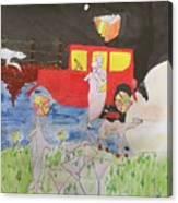 Cbsd Canvas Print