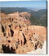 Cedar Breaks I - Utah Canvas Print