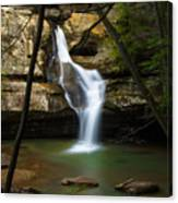 Cedar Falls - Hocking Hills Ohio Waterfall Canvas Print