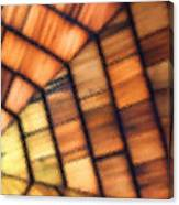 Cedar Glass Canvas Print