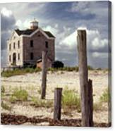 Cedar Island Lighthouse Long Island New York Canvas Print