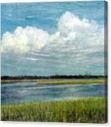 Cedar Key 1 Canvas Print