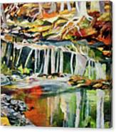 Ceeekbed, Fall Colors 4 Canvas Print