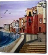 Cefalu Canvas Print