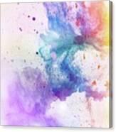 Celebration Of Colors  Canvas Print
