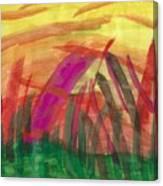 Celebration Of Spring Canvas Print