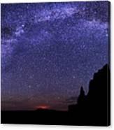 Celestial Arch Canvas Print