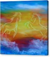 Celestial Dream Canvas Print