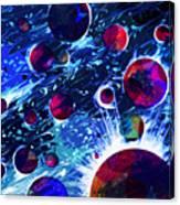 Celestial Sounds Canvas Print