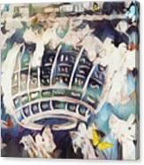 Celestial Travels Canvas Print