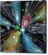 Celestial Vacuum Canvas Print