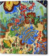 Cell Garden Canvas Print