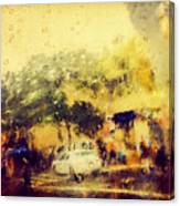 Cell Pic Canvas Print