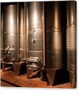 Modern Wine Cellar  Canvas Print
