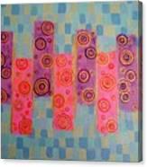 Cells Canvas Print