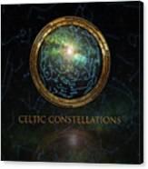 Celtic Constellation Canvas Print
