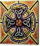 Celtic Cross 2 Canvas Print