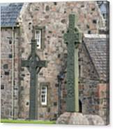Celtic Crosses Canvas Print