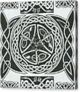Celtic Design Canvas Print