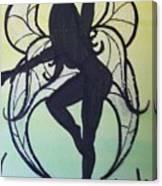 Celtic Fairy Canvas Print