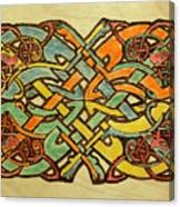 Celtic Knot 1 Canvas Print