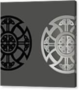 Celtic Shield Canvas Print