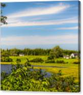 Celtic Shores Coastal Trail Canvas Print