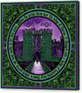 Celtic Sleeping Beauty Part IIi The Journey Canvas Print